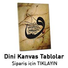Dini Kanvas Tablolar