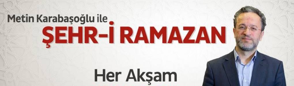 """Metin Karabaşoğlu ile TV111'de """"Şehr-i Ramazan"""""""