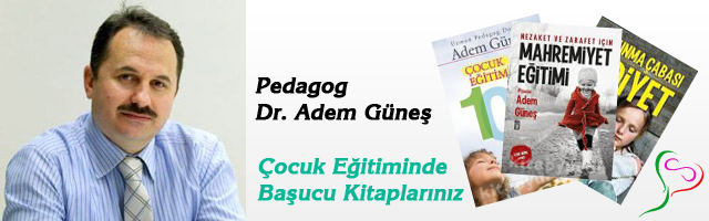 Pedagog Dr. Adem Güneş Kitapları