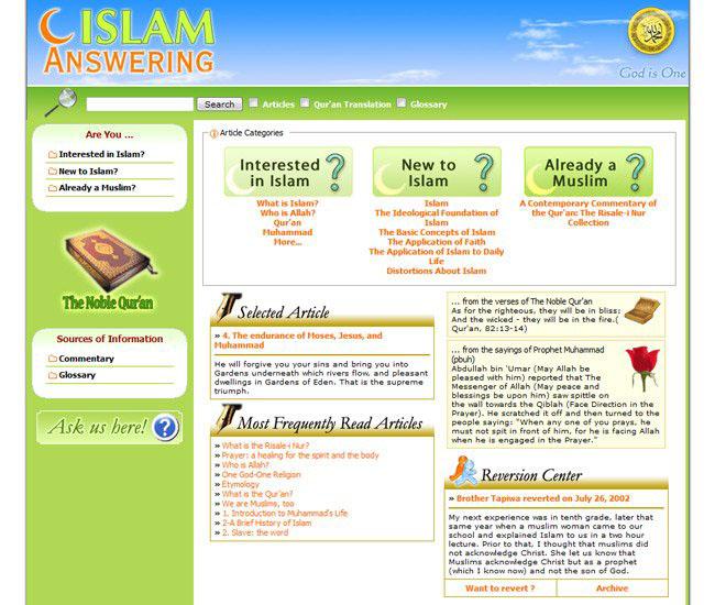 Islam Answering