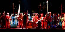 İstanbul'un fethine muhteşem kutlama