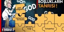 Kırmızı Asa 3 - Bilim Boşluk Doldurur Mu? - Boşlukların Tanrısı | Osman Bulut