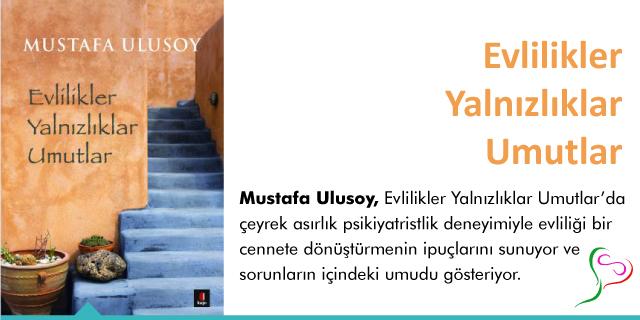 Mustafa Ulusoy'dan Yeni Bir Kitap
