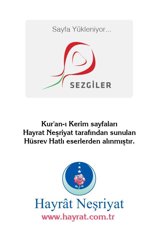 Fussılet Sûresi - 481.Sayfa