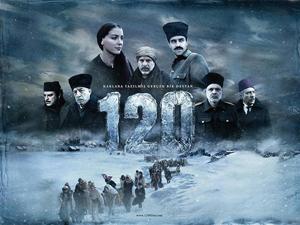 120 Filmi 'Karlara yazılmış gerçek bir destan'