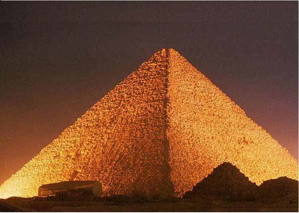 Mısır Piramitleri'nin Çözülemeyen Sırrı