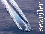 Uçakların Arkasında Bıraktıkları Bulutun Sırrı!