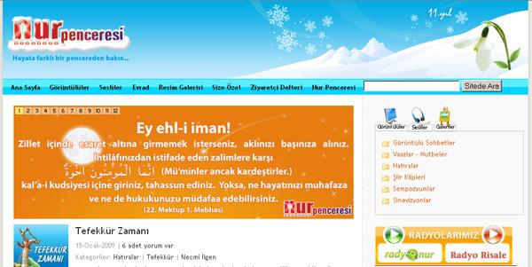 www.NurPenceresi.com | Hayata farklı bir pencereden bakın..