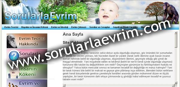 Evrim nedir, ne değildir? www.sorularlaevrim.com