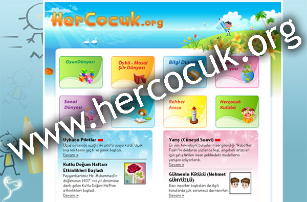 Her Çocuğa tavsiye edilir :) www.hercocuk.org