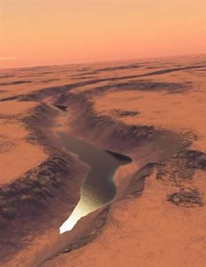 Mars Gölü